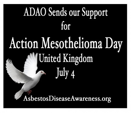 Action Mesothelioma Day BORDER