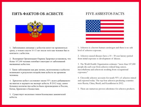Russian and English 5 Facts BORDER