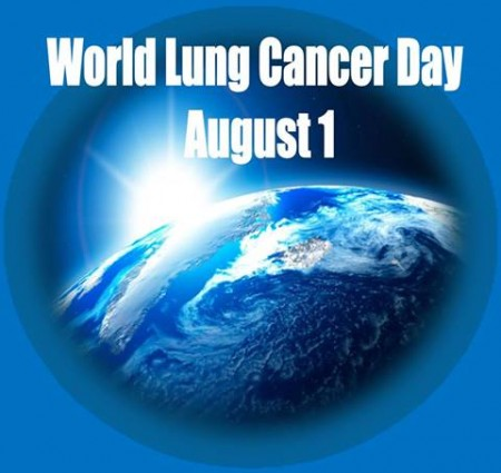 World Lung Cancer Day August 1