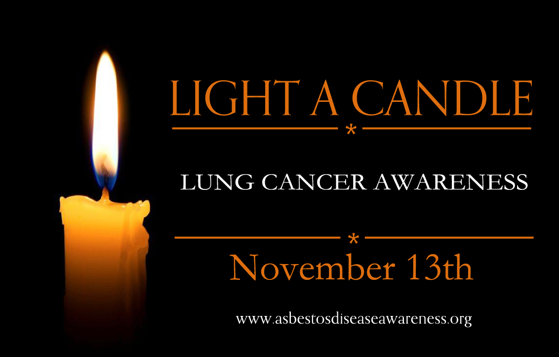 November Lung Cancer Awareness Month Shine A Light On The