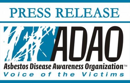 ADAO Press Release
