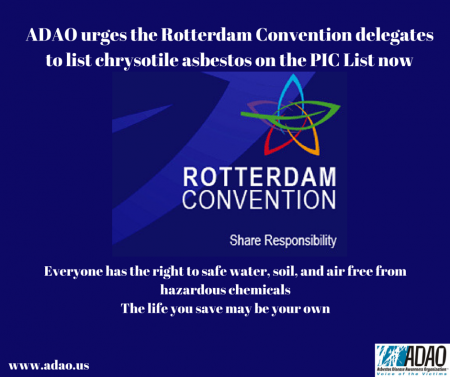 Rotterdam Convention