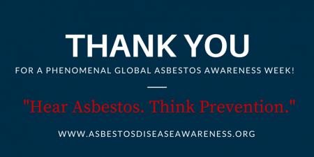 What a PHENOMENAL Global #Asbestos