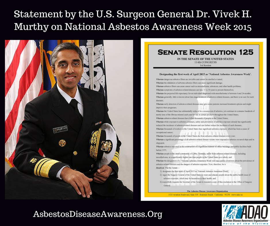 2015 Statement by the U.S. Surgeon General Canva