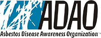 ADAO – Asbestos Disease Awareness Organization Logo