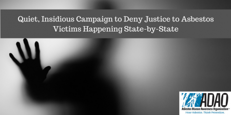 Quiet, Insidious Campaign to Deny Justice CANVA