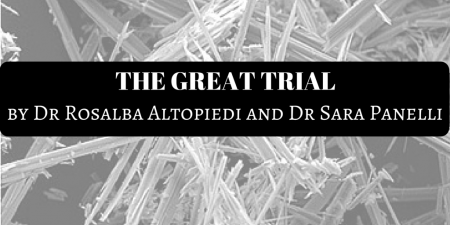 THE GREAT TRIAL by Dr Rosalba Altopiedi and Dr Sara Panelli