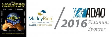 2016 Motley Rice GAAW