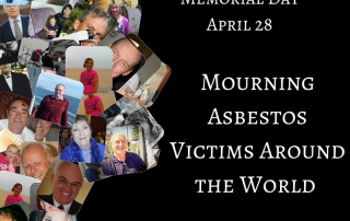 International Workers' Memorial Day April 28, 2016 CANVA