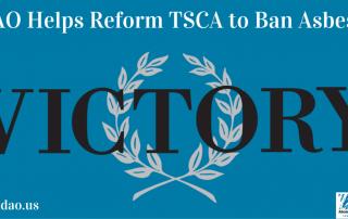 ADAO Helps Reform TSCA CANVA