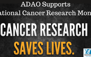 Cancer Research Month CANVA