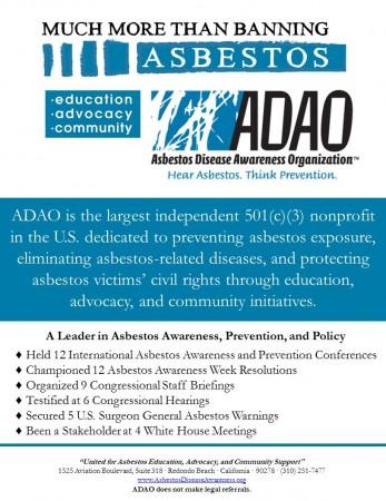 2016 ADAO Flyer