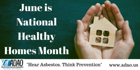 Asbestos in Your Home: A Guide for National Healthy Homes