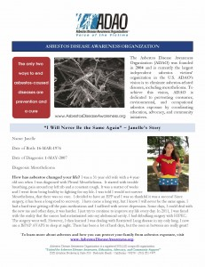 ADAO Flyer for Janelle