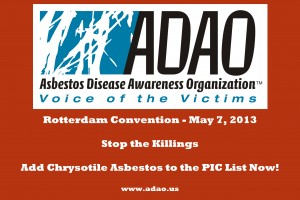 ADAO Sign for the Rotterdam Convention Final