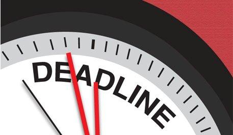 Deadline Clock