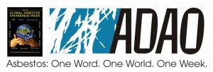 ADAO Global Asbestos Awareness Week