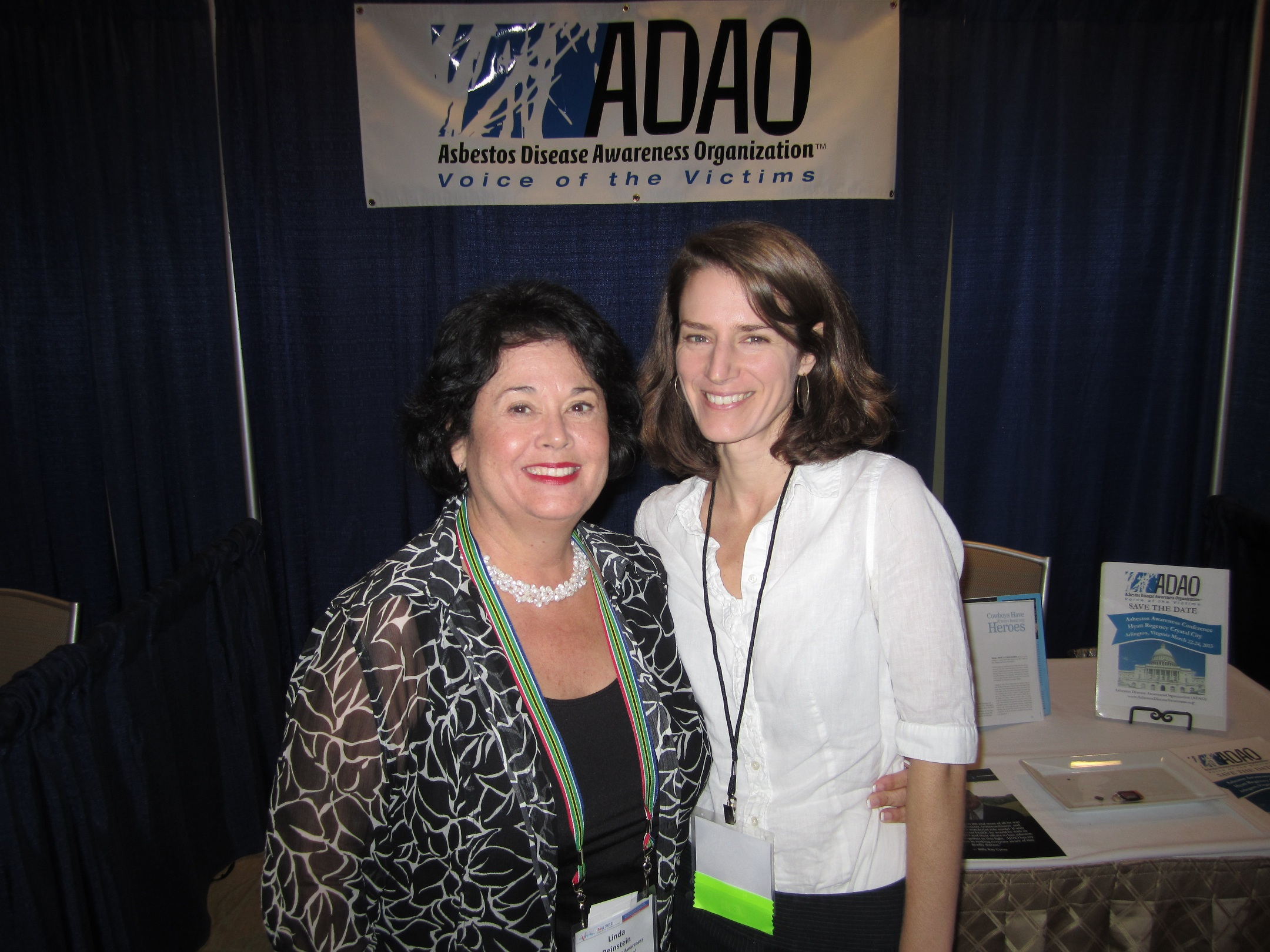 Linda Reinstein: Extraordinary IMig 2012 Conference Gives Mesothelioma