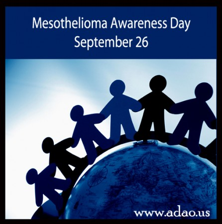 Mesothelioma Awareness Day