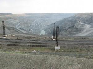 Uralasbest Chrysotile Asbestos Mine, Russia