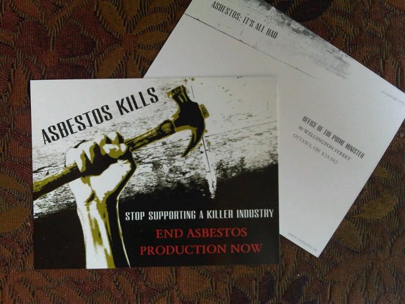 "Linda Reinstein: Linda Reinstein: ""Walk To Remember Victims Of Asbestos"