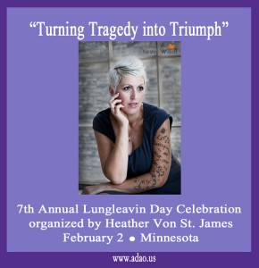 Heather Turning Tragedy into Triumph