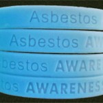 Asbestos Awareness Wristbands